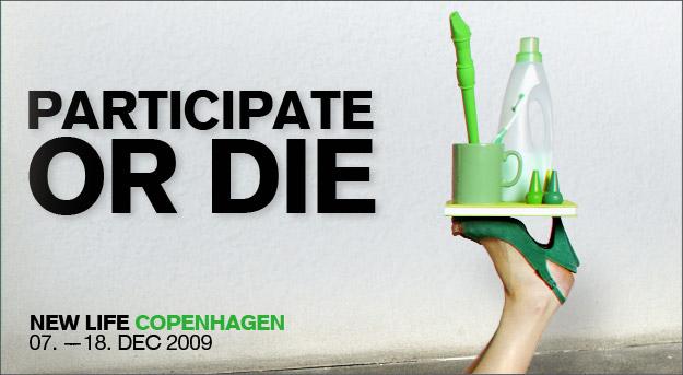 participate or die